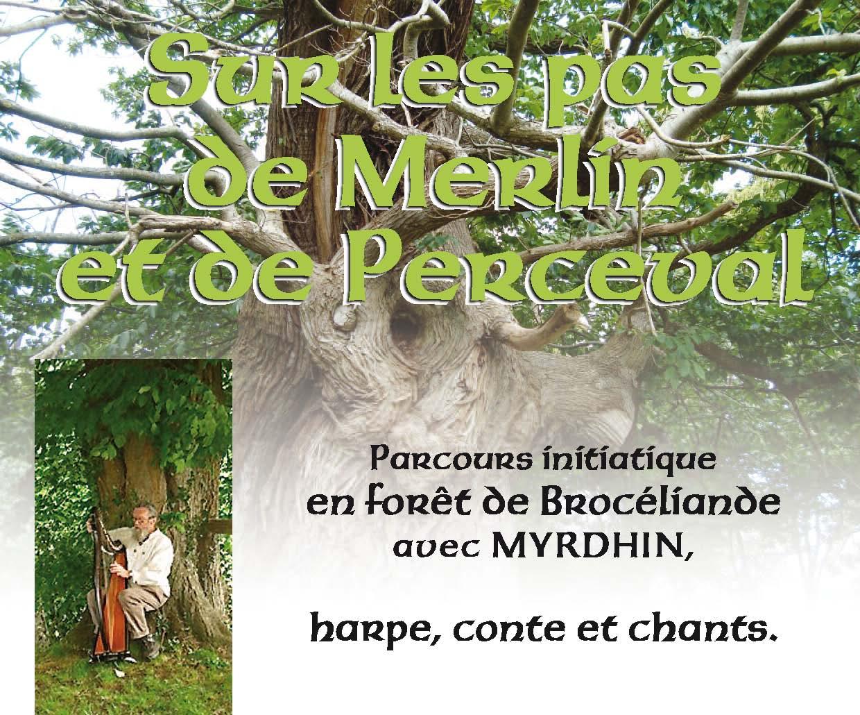 affiche parcours Myrdhin
