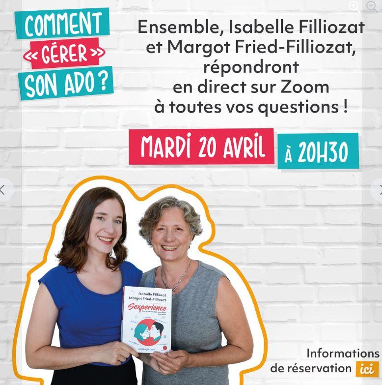 Conférence Isabelle Filliozat