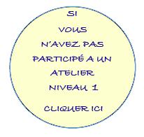 Info niveau I atelier C André