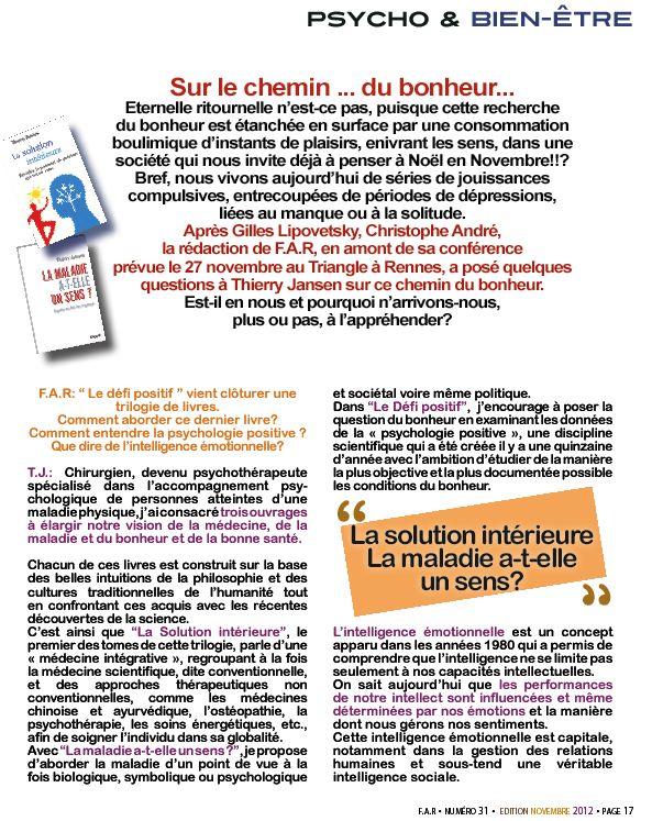 Interview thierry janssen page 1